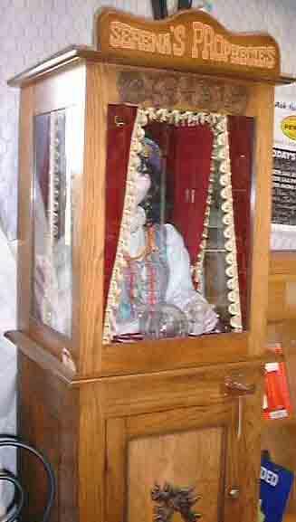 Vintage Fortune Teller Arcade Machines At wwwpinballrebelcom
