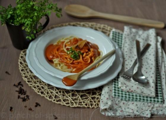 Tomatensoße II