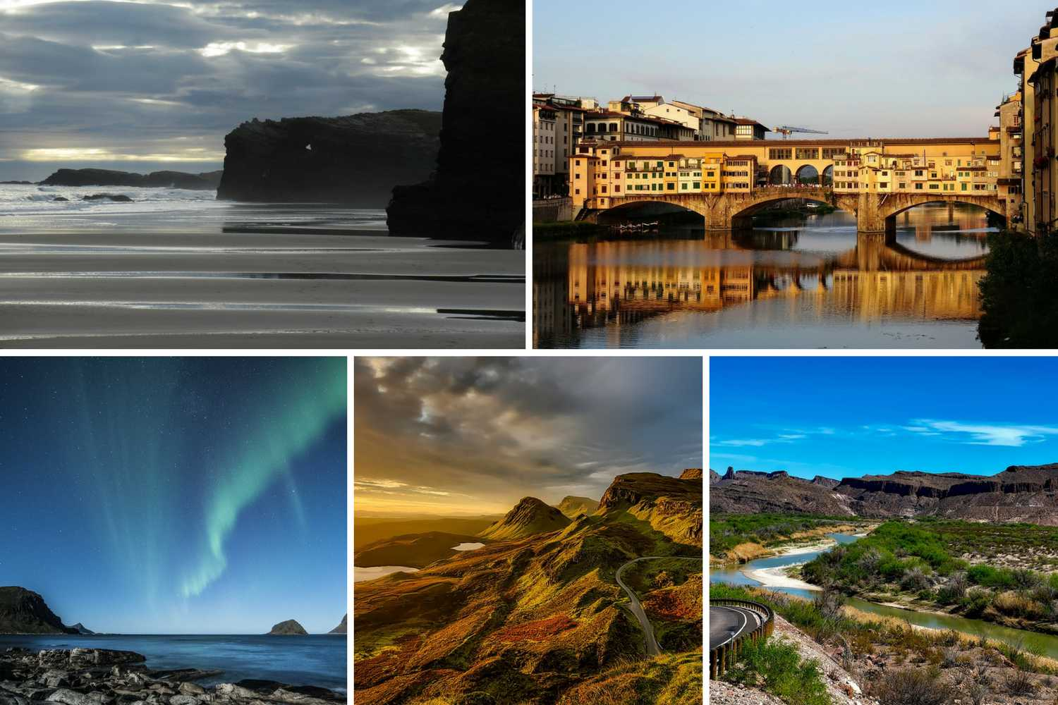 5 countries I would love to move to someday