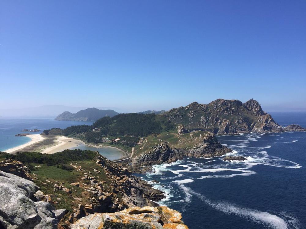 Islas Cíes - Galicië