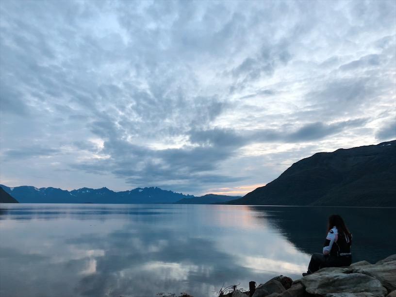 Burfjord Noorwegen