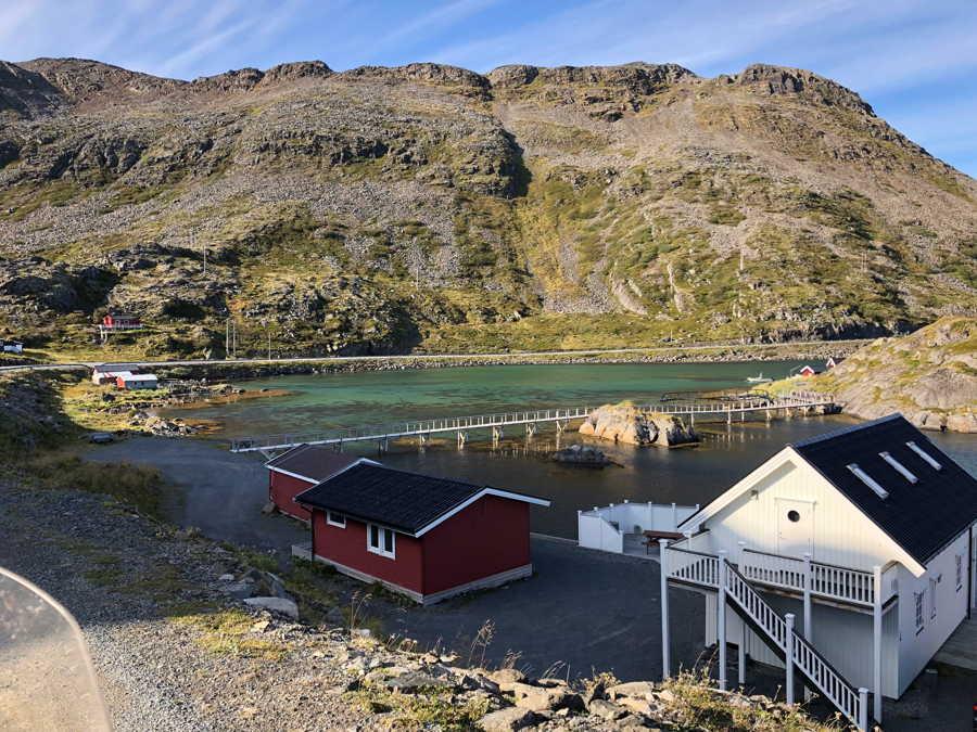 Route Noordkaap