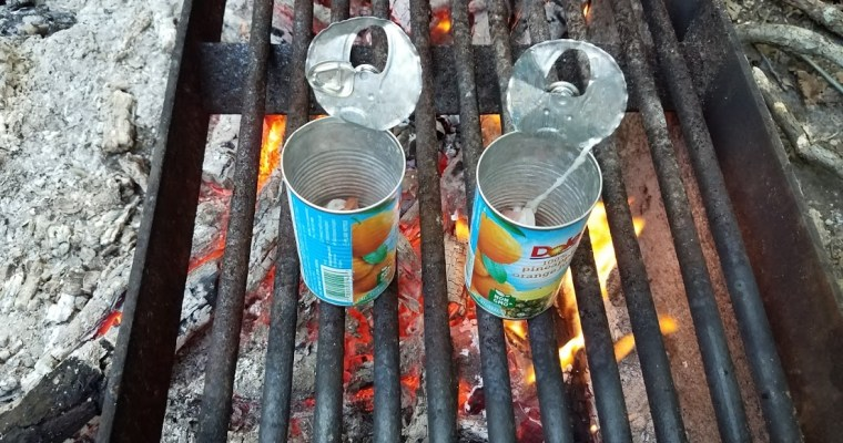 Easy No Cleanup Camping Breakfast Recipe The Whole Family Can Make