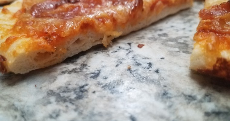 Better Grilled Pizza