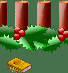 big image advent wreath clipart png transparent png 2400x1568 png download [ 2400 x 1568 Pixel ]
