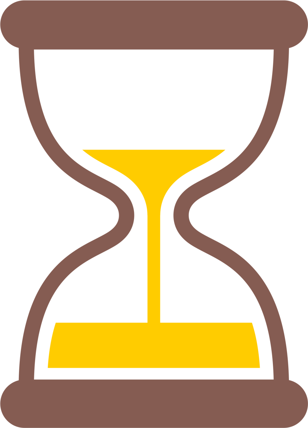 medium resolution of hourglass clipart yellow hourglass timer emoji png download 2000x2000 png download