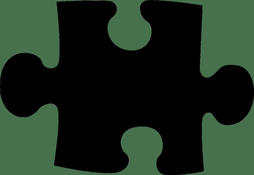medium resolution of clipart pferd puzzle piece 1 buy clip art black jigsaw puzzle piece png download