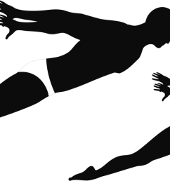 schwimmen clipart swimming silhouette png download silhouette png swimmer clipart [ 1340 x 589 Pixel ]