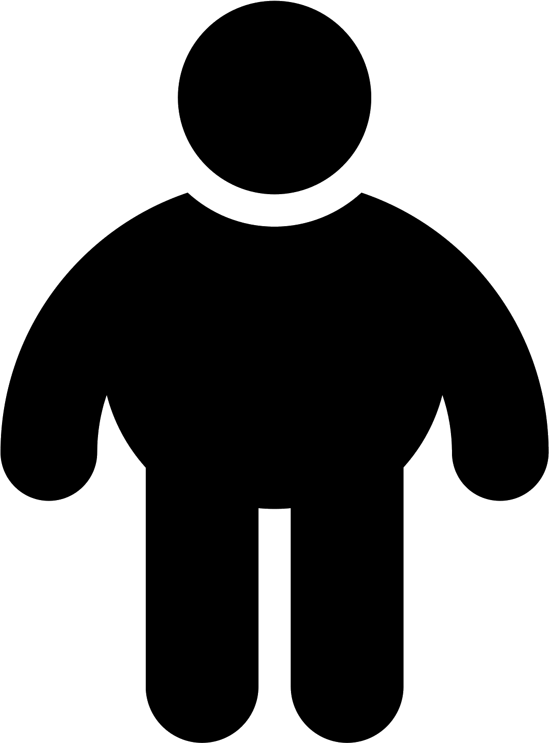 hight resolution of fat man filled icon person standing icon png clipart 1600x1600 png download