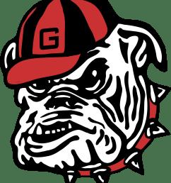 bull dog clipart 11 georgia bulldog georgia bulldog logo png transparent png 2400x2400  [ 1873 x 2191 Pixel ]