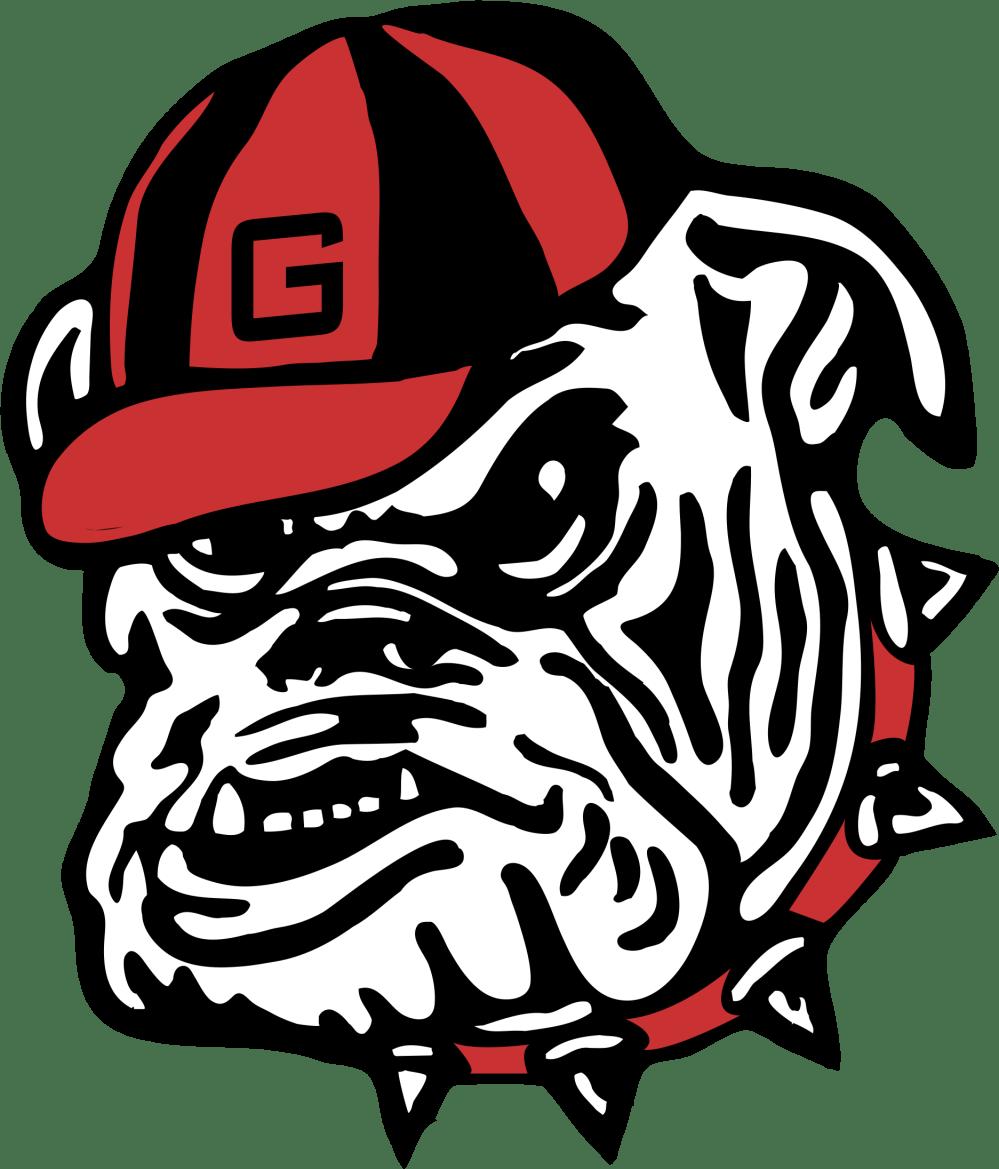 medium resolution of bull dog clipart 11 georgia bulldog georgia bulldog logo png transparent png 2400x2400