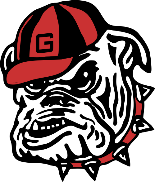 small resolution of bull dog clipart 11 georgia bulldog georgia bulldog logo png transparent png 2400x2400