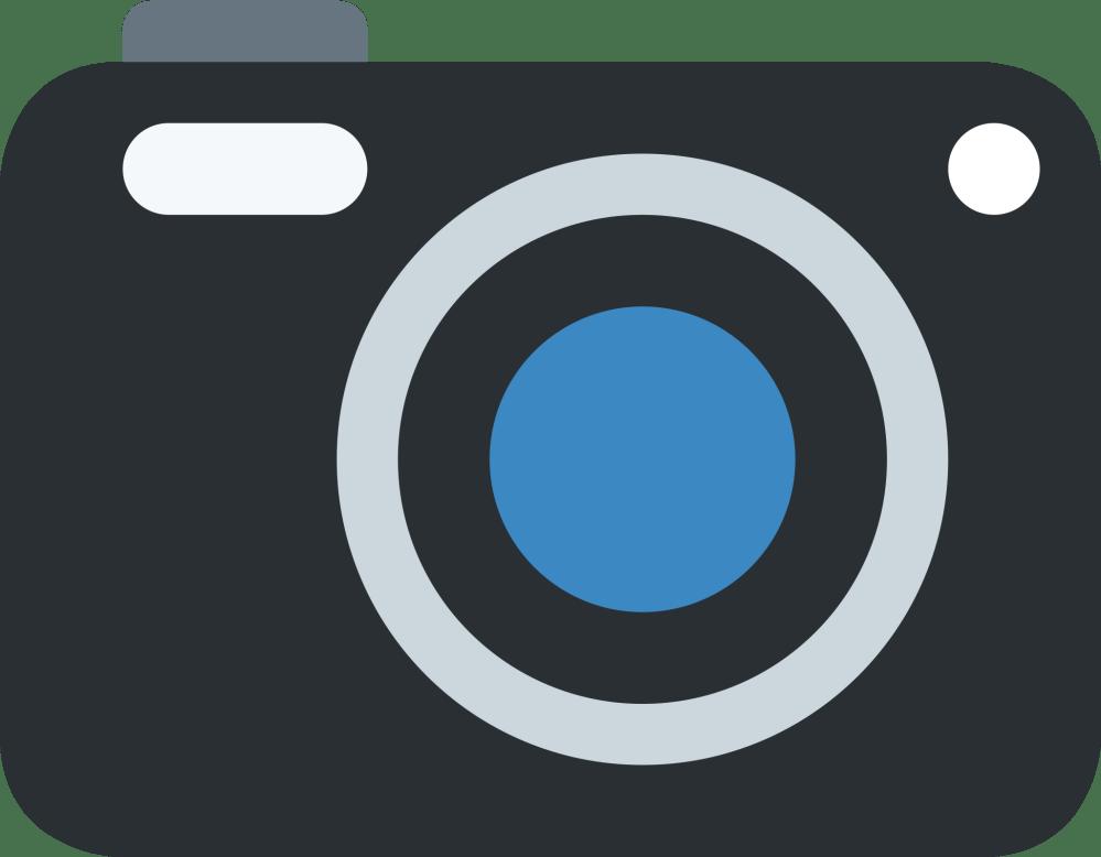 medium resolution of camera camera emoji clipart 2048x2048 png download