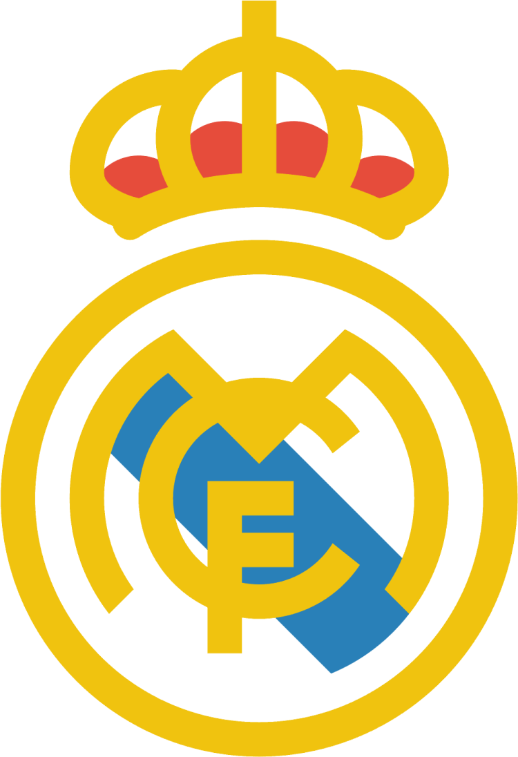 Logo Real Madrid Vector Clipart - Full Size Clipart ...