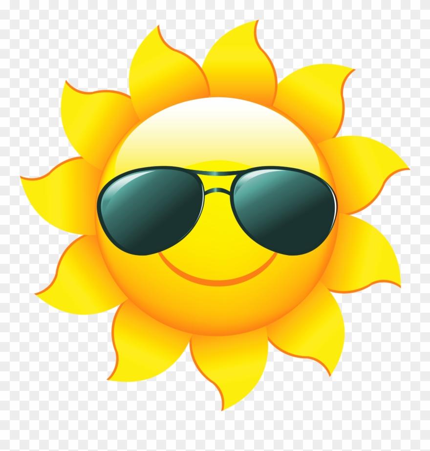 sunshine sun clip art