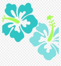 free hawaiian clip art hawaiian luau border clipart hibiscus clip art png download [ 880 x 920 Pixel ]