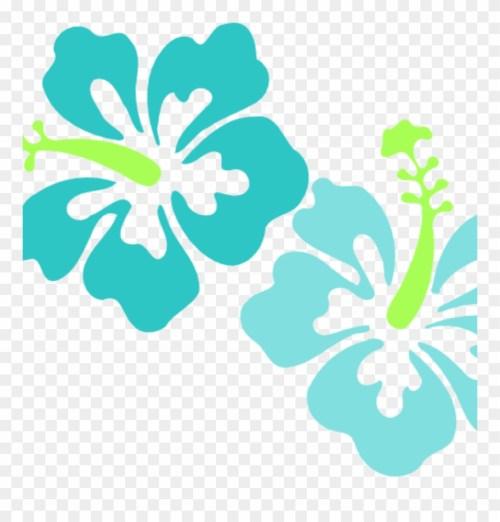 small resolution of free hawaiian clip art hawaiian luau border clipart hibiscus clip art png download