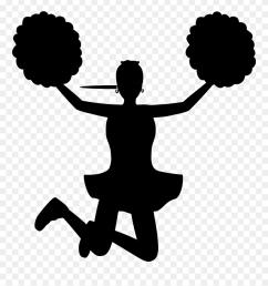 cheer images free cheerleader clip art transparent png download [ 880 x 944 Pixel ]