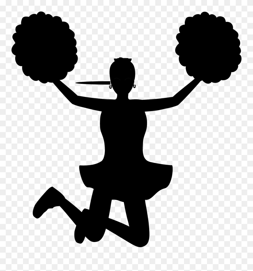 hight resolution of cheer images free cheerleader clip art transparent png download