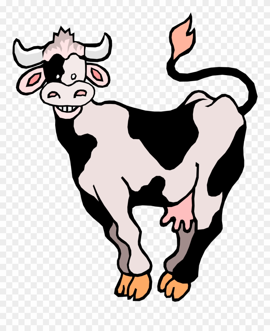 hight resolution of clip art free library anger clipart mad cow sentence in english png download