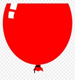 red balloon clipart red balloon clip art at clker vector balloon clip art png [ 880 x 920 Pixel ]