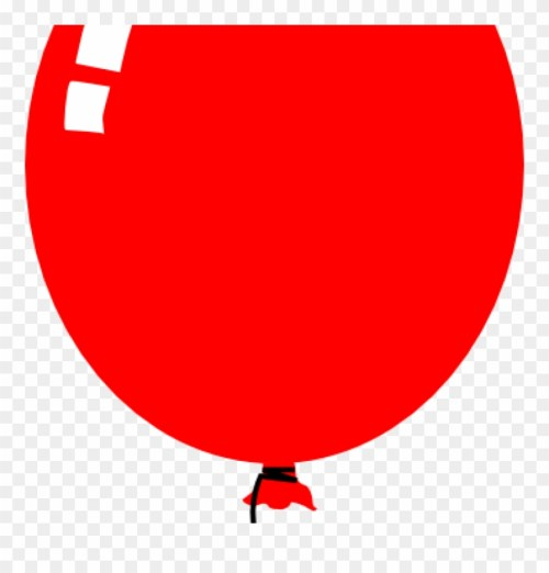 small resolution of red balloon clipart red balloon clip art at clker vector balloon clip art png