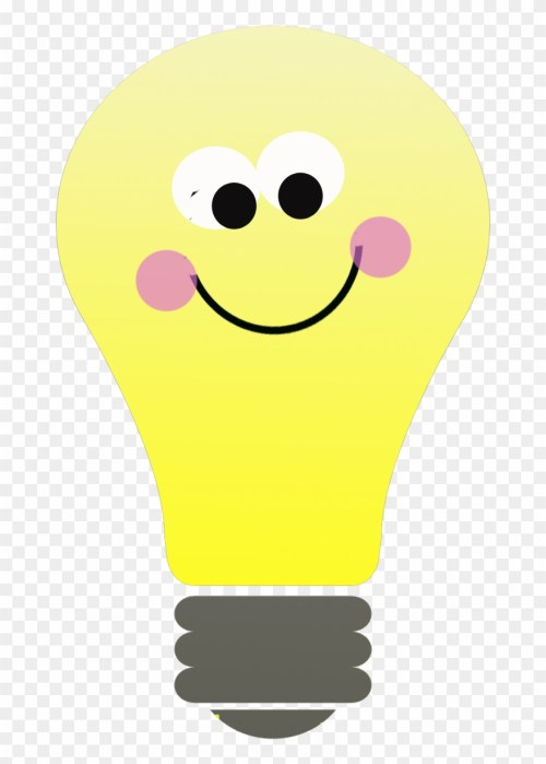 small resolution of lightbulb thinking light bulb clip art free clipart light bulb png cute transparent png