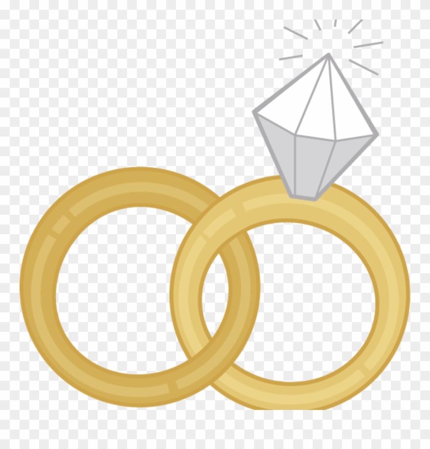 hight resolution of wedding ring clip art free wedding rings clipart school wedding ring png download