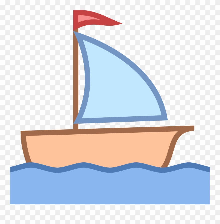 hight resolution of sailing boat clipart little boat little boat png download