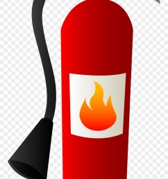 kitchen fire safety clip art fire extinguisher clipart png download [ 880 x 1551 Pixel ]