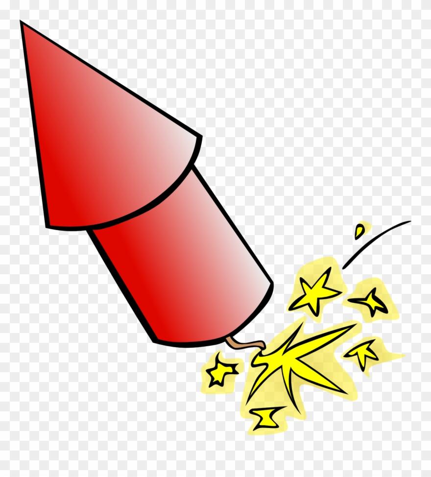 hight resolution of rocket fireworks openclipart firework rocket clip art png download
