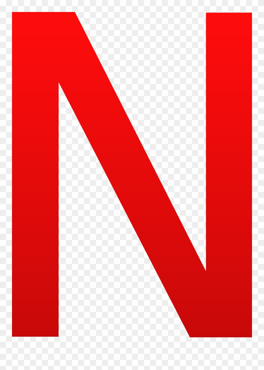 hight resolution of the letter n letter n clipart png download