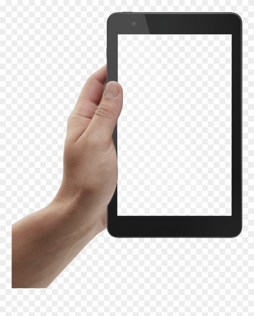 hight resolution of hand holding tablet png image purepng free hand holding black tablet png clipart