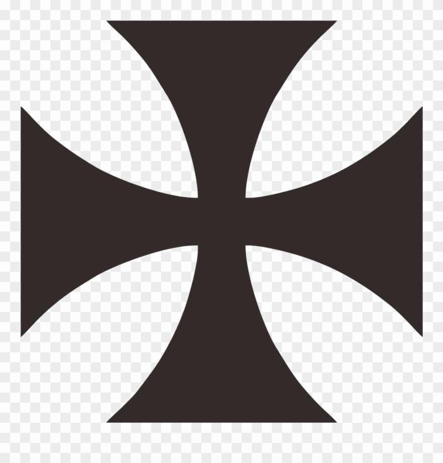 hight resolution of maltese cross cruz de malta maltese cross vector free knights templar clipart