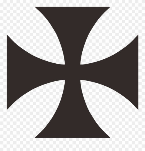 small resolution of maltese cross cruz de malta maltese cross vector free knights templar clipart