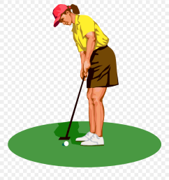 golf tee silhouette at getdrawings lady golfer clipart [ 880 x 980 Pixel ]