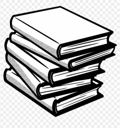 clip art with books 4 clipart of book black and white books clip art  [ 880 x 901 Pixel ]