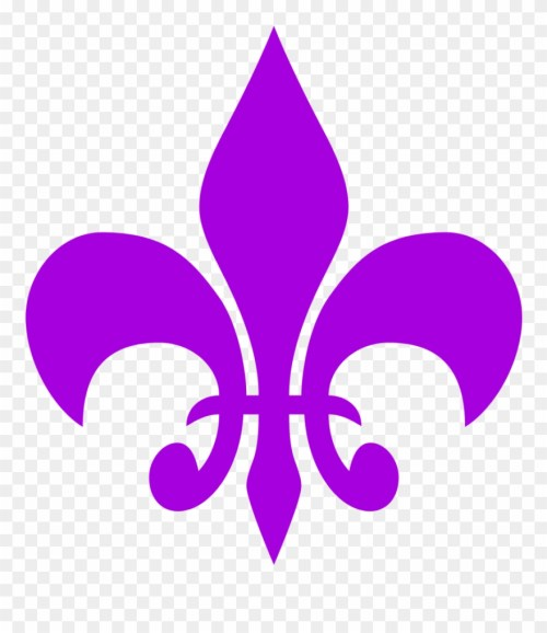 small resolution of need for speed clipart symbol fleur de lis clipart free purple png download