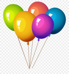 pngpix com colorful balloons png image balloons and party poppers clipart [ 880 x 981 Pixel ]