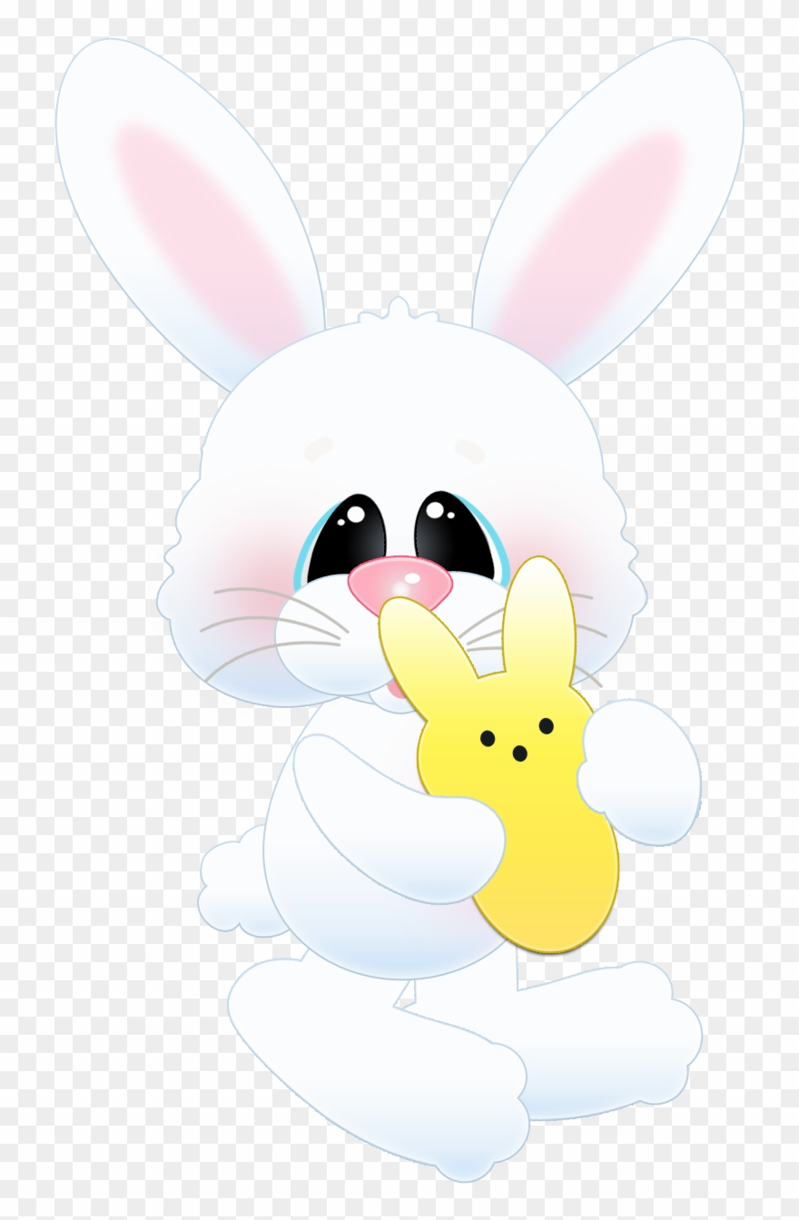 hight resolution of easter peeps domestic rabbit clipart
