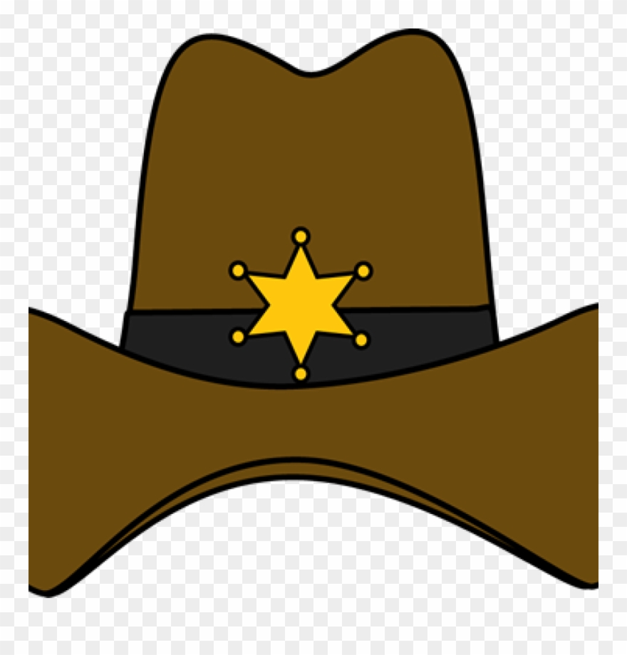 hight resolution of cowboy clipart brown hat cowboy hat photo booth png download
