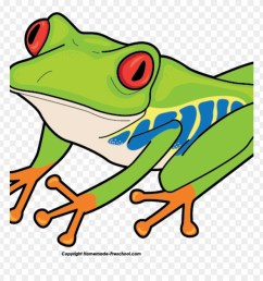 free frog clipart free frog clipart ready for personal clip art png download [ 880 x 920 Pixel ]