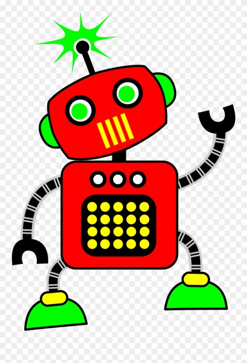 small resolution of robot clip art clipart image clipart robot png download