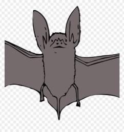 bat clipart bat clip art at clker vector clip art online bat with open wings [ 880 x 920 Pixel ]