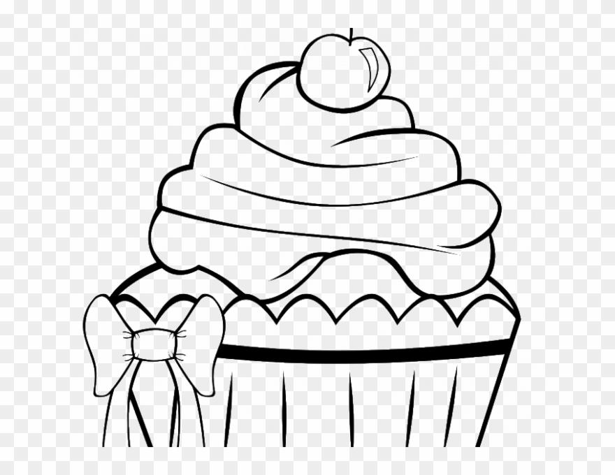 cupcake colouring printables a