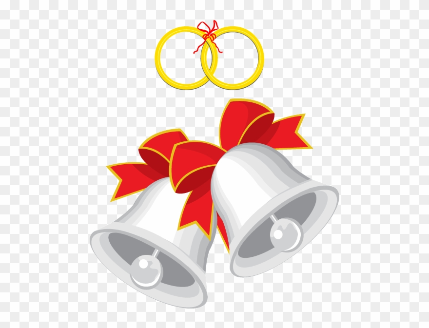 wedding bells animated clipart