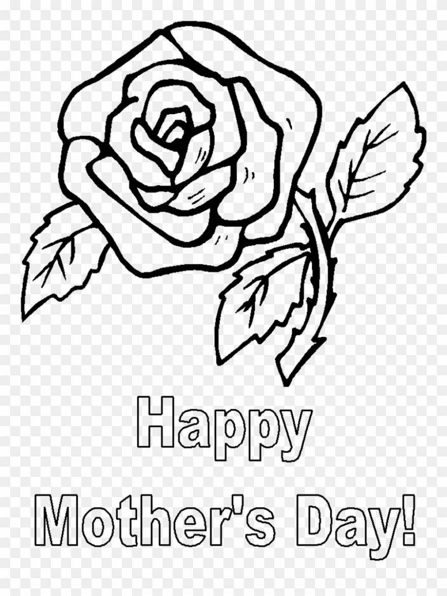 medium resolution of graphic library stock 2017 drawing mother s day happy mother day drawing clipart