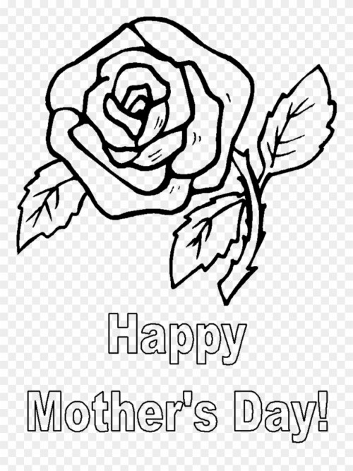 small resolution of graphic library stock 2017 drawing mother s day happy mother day drawing clipart
