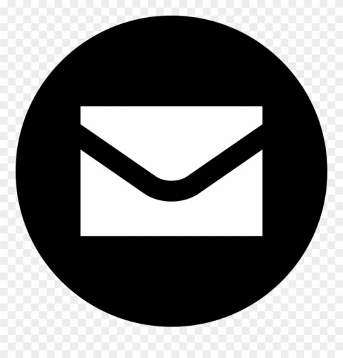 small resolution of 5 stones email icon white png clipart