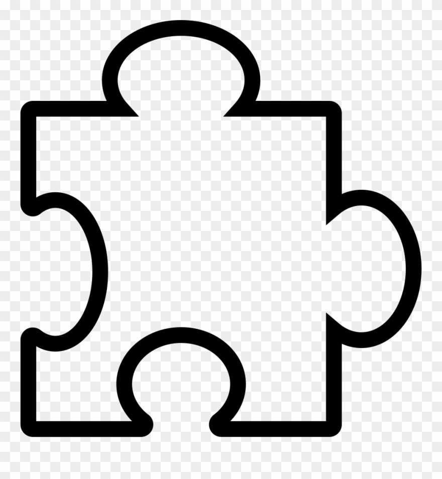 hight resolution of puzzle piece icons puzzle piece icon png clipart